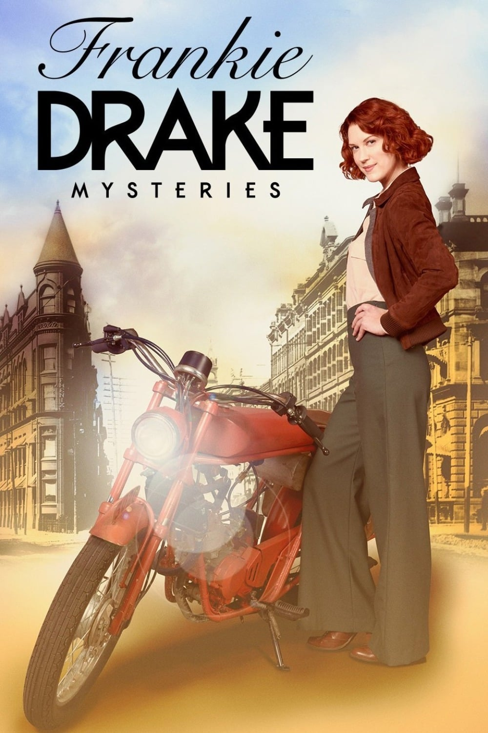 Frankie Drake Mysteries – Todas as Temporadas Dublado / Legendado (2017)