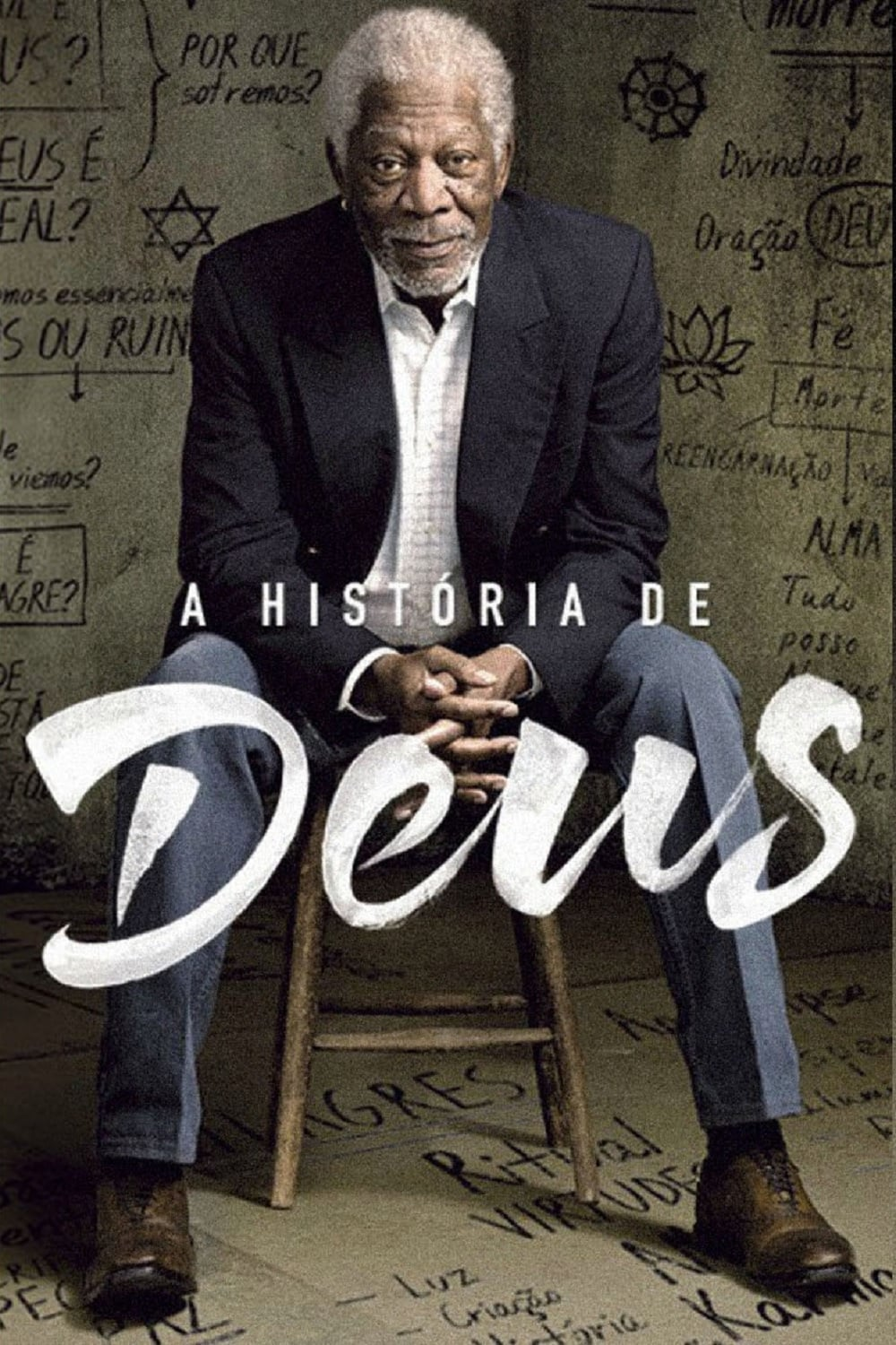 A História de Deus (The Story of God)