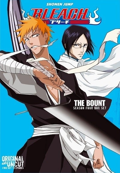 Bleach Season 4