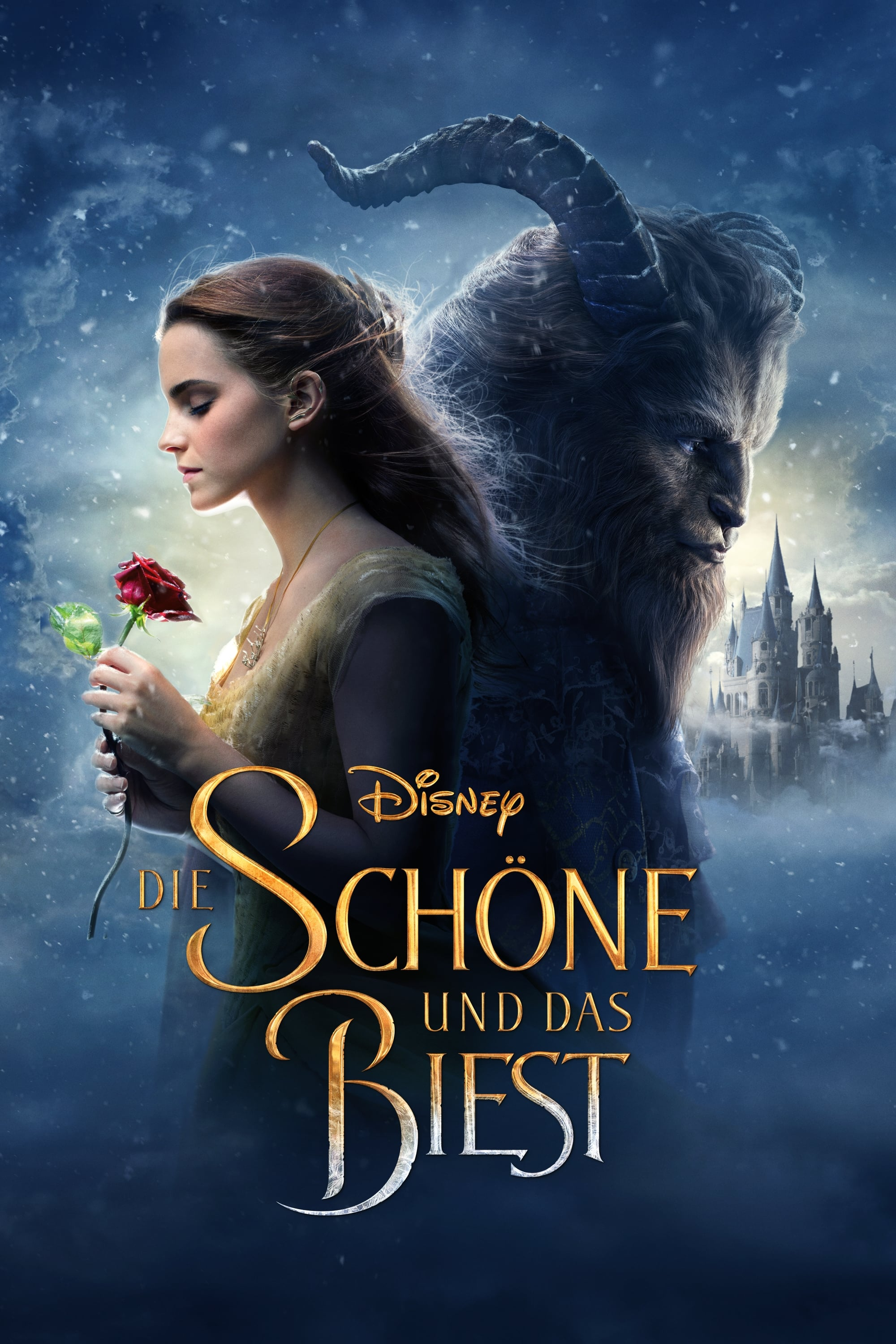 Beauty and the Beast (2017) - Posters — The Movie Database ...