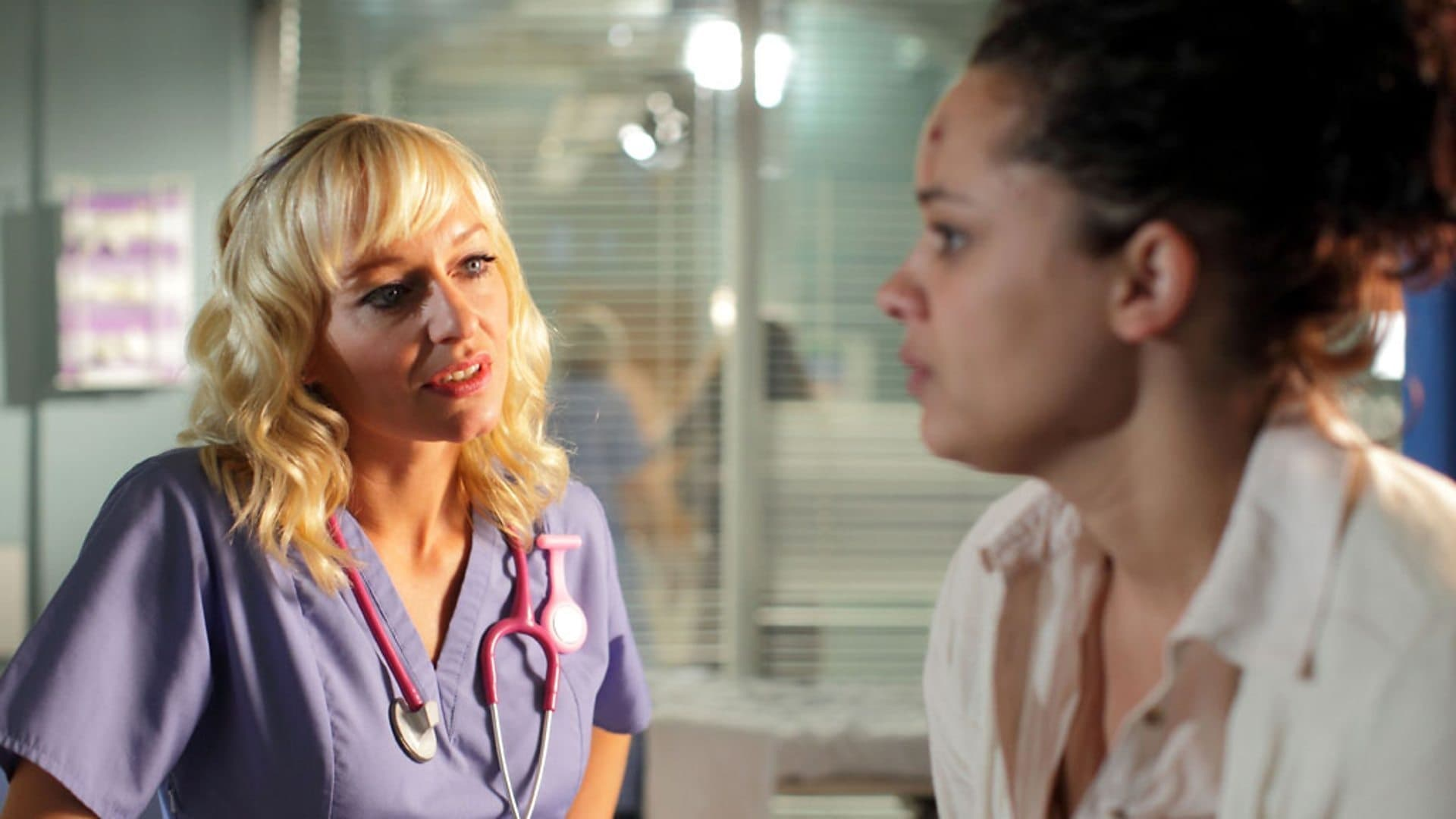 Casualty Season 26 :Episode 10  Sanctuary