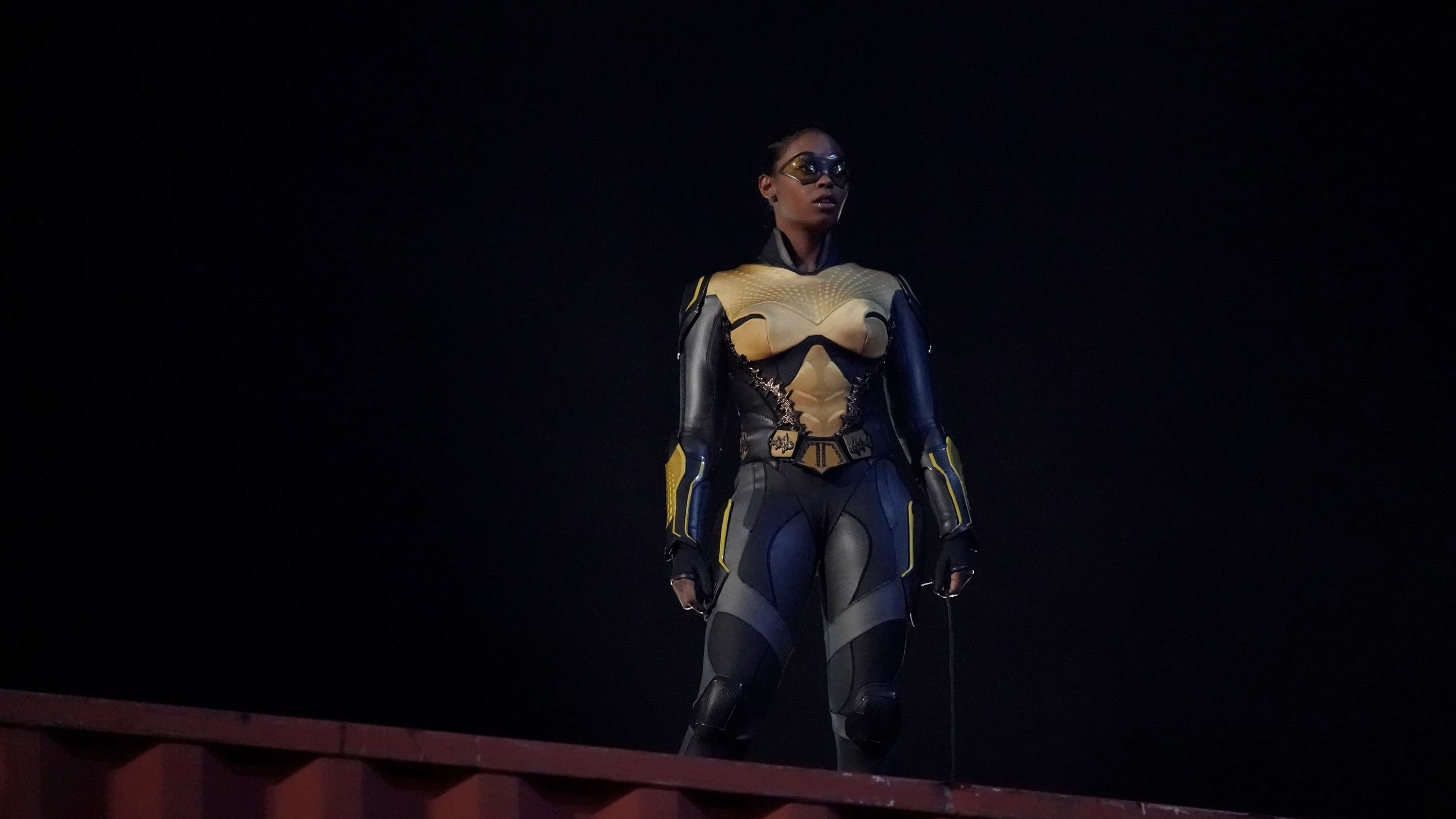 Black Lightning Season 2 :Episode 10  The Book of Rebellion: Chapter Three: Angelitos Negros