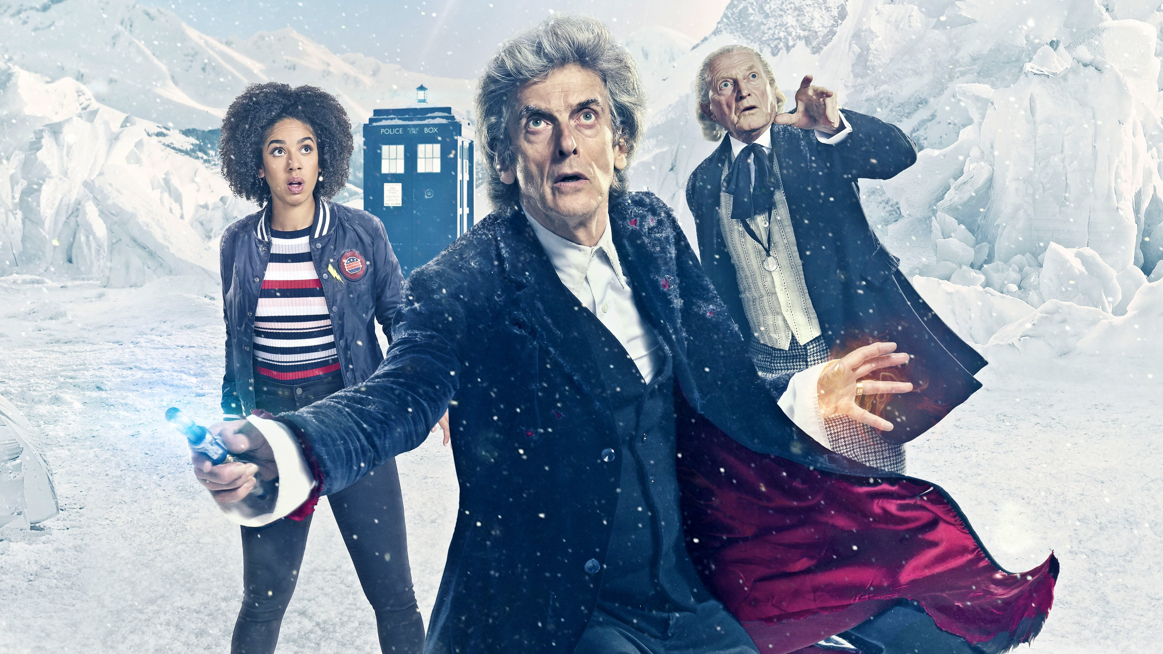 Doctor Who Season 0 :Episode 154  Twice Upon a Time