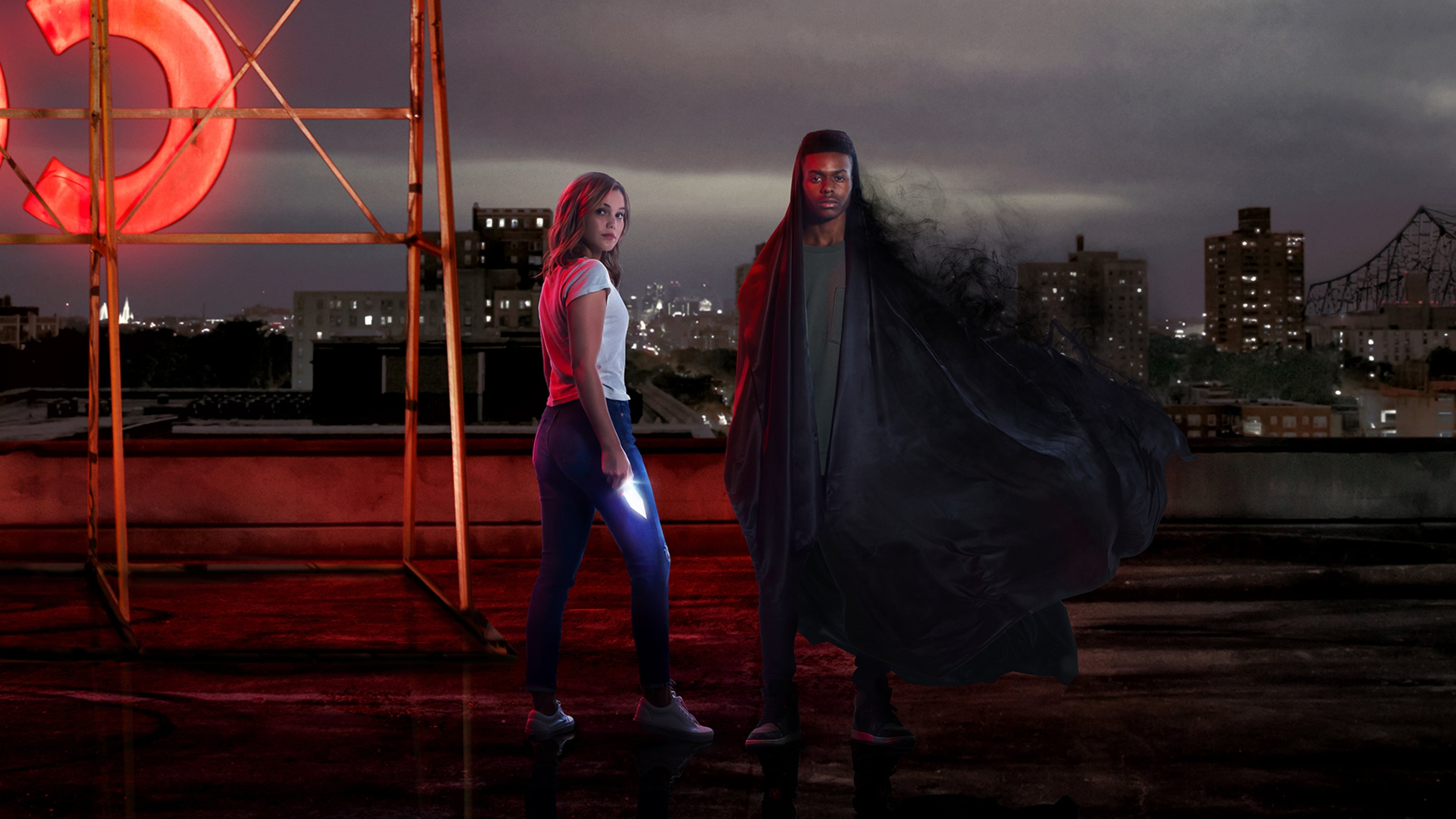 Marvel's Cloak & Dagger - Season 1 Episode 2 : Suicide Sprints