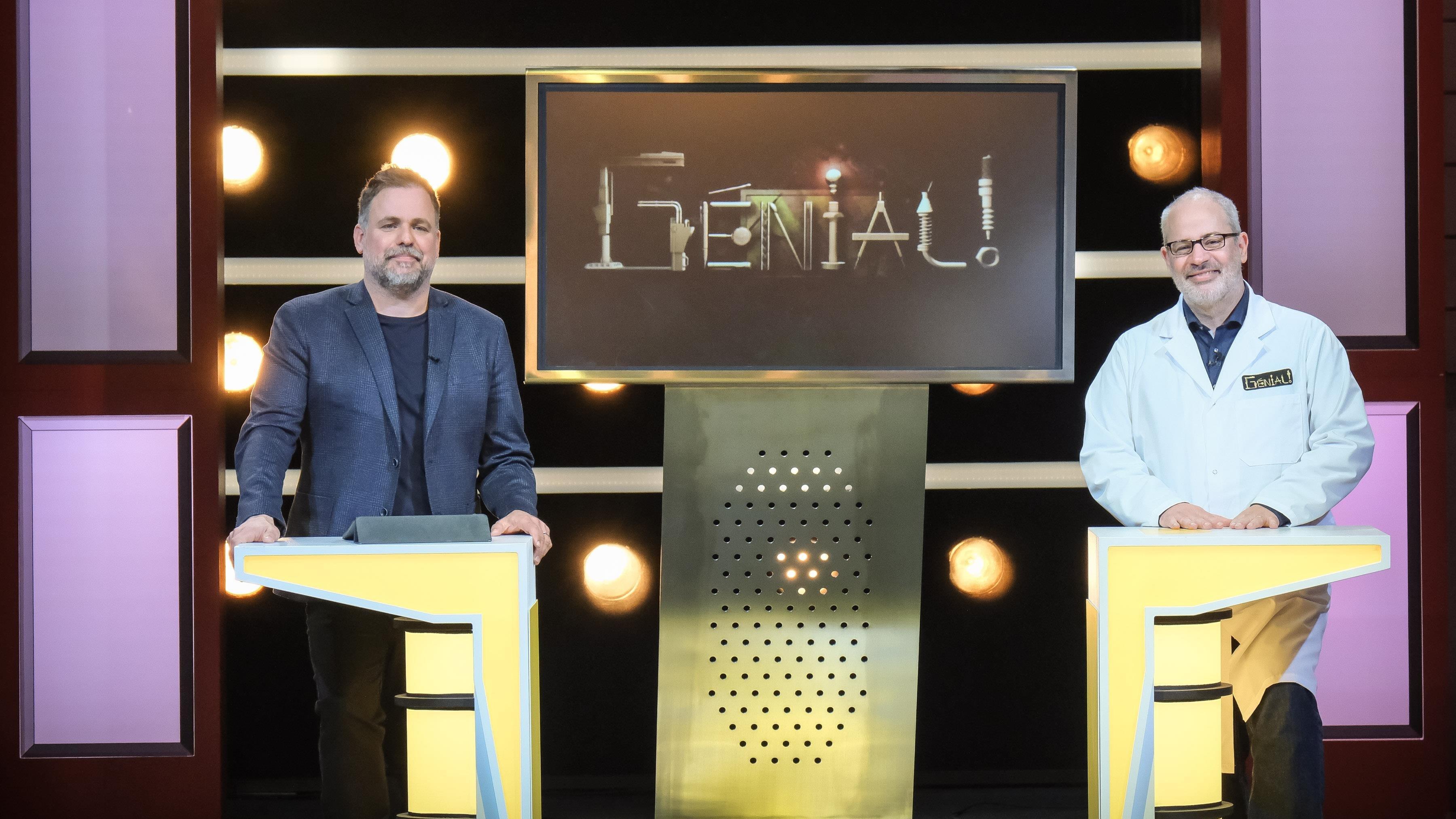 Génial! Season 11 :Episode 63  Episode 63