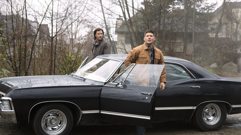 Supernatural - Season 9 Episode 21 : King of the Damned