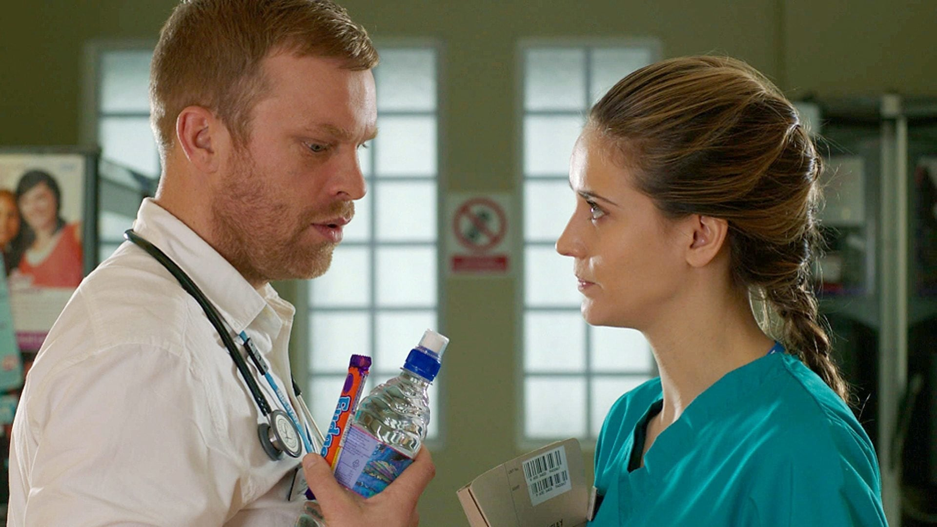 Casualty Season 26 :Episode 35  Home Truths