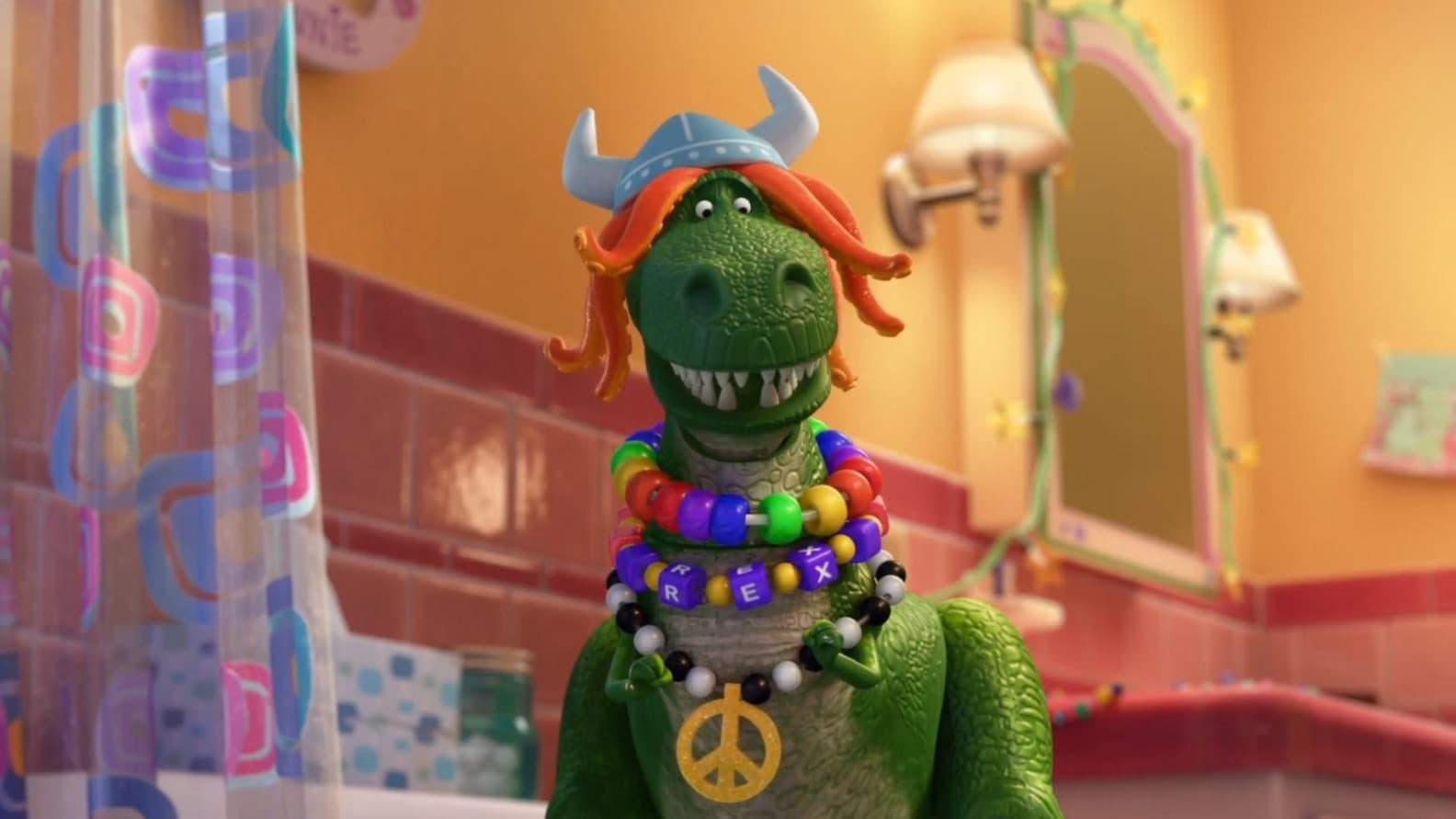 Toy Story Toons: Fiesta Saurio Rex