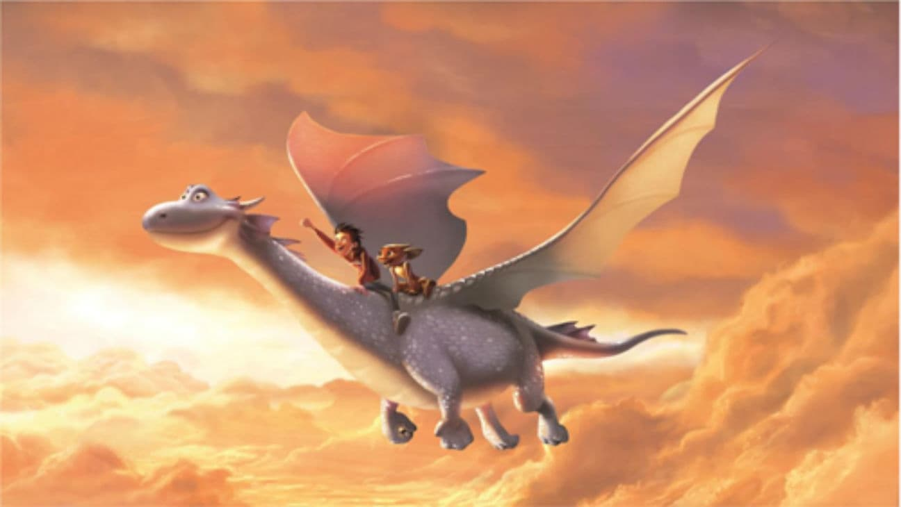 Драконов ездач (2020)
