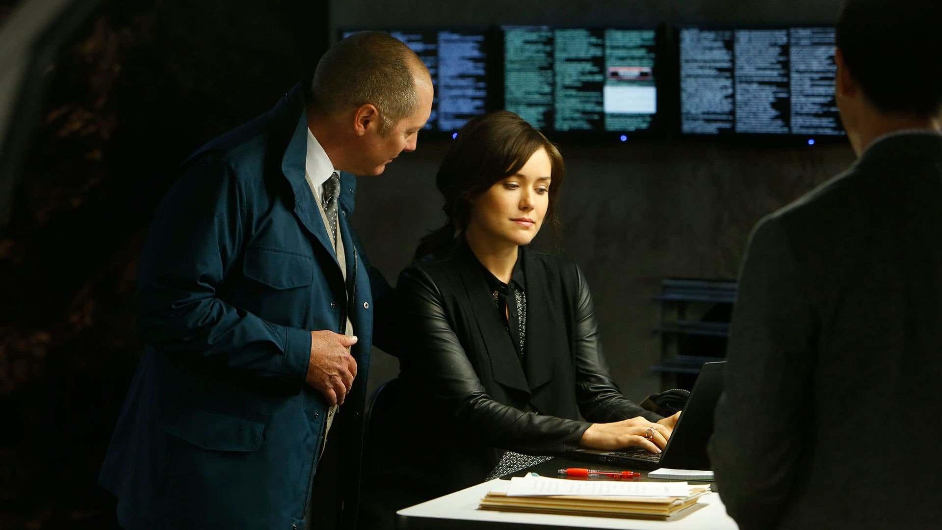 The Blacklist Season 1 :Episode 3  Wujing