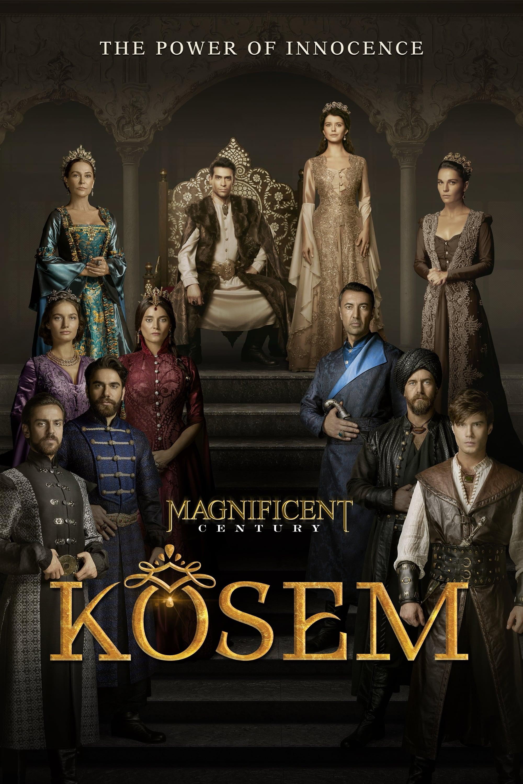 Muhteşem Yüzyıl: Kösem TV Shows About Palace Intrigue