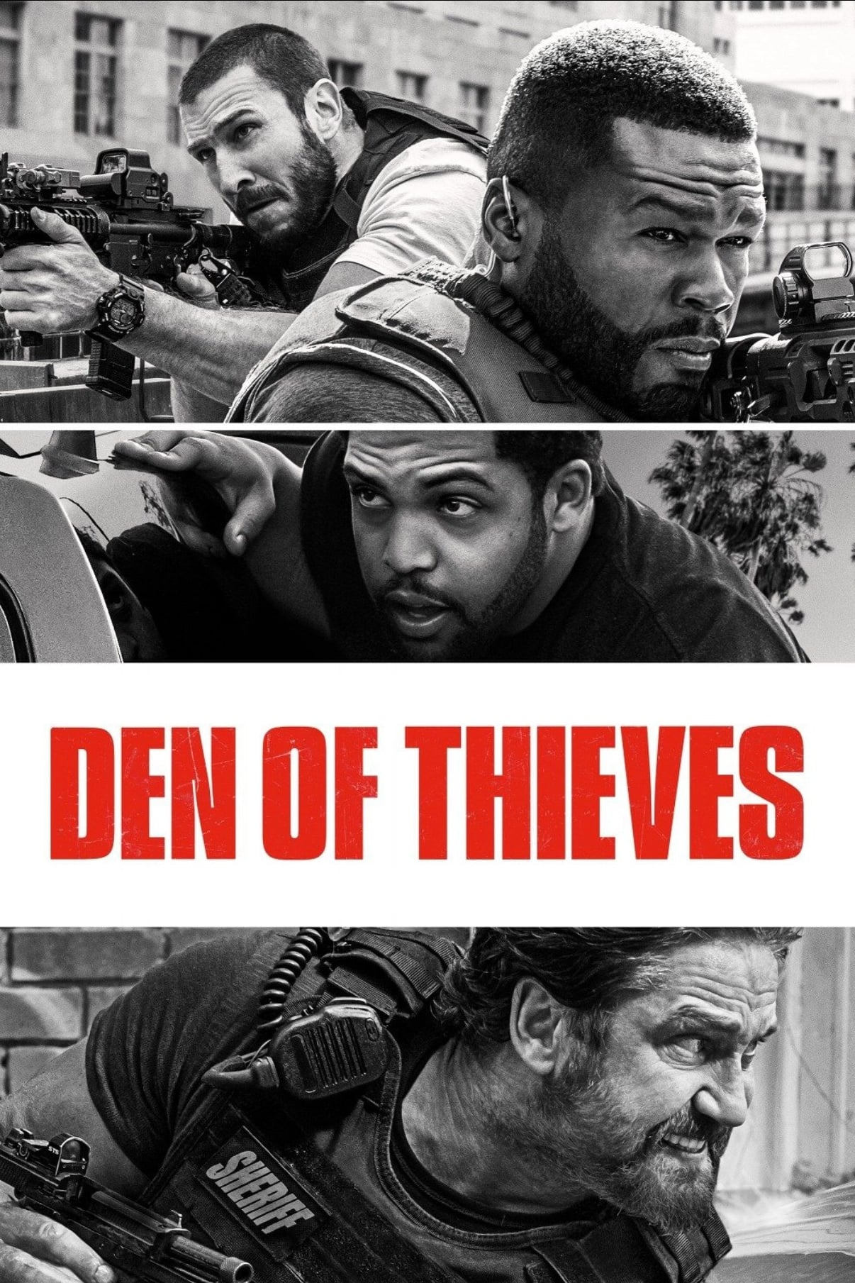 Den Of Thieves Deutsch