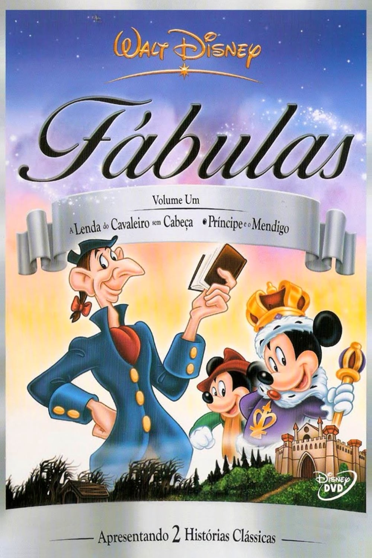 Fábulas da Disney 01 Dublado