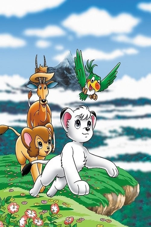 The New Adventures of Kimba The White Lion (1989)