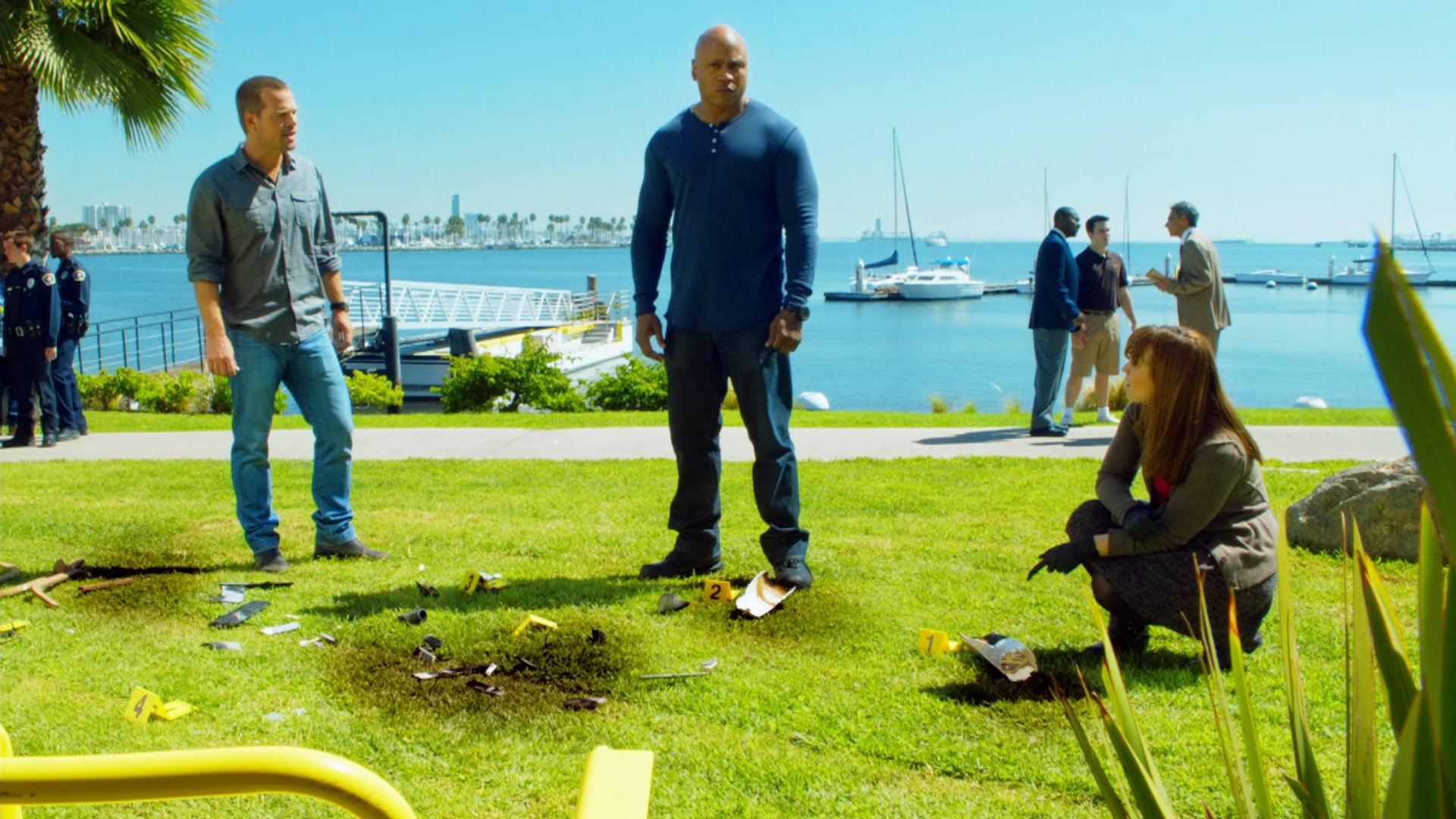 NCIS: Los Angeles Season 6 :Episode 7  Leipei