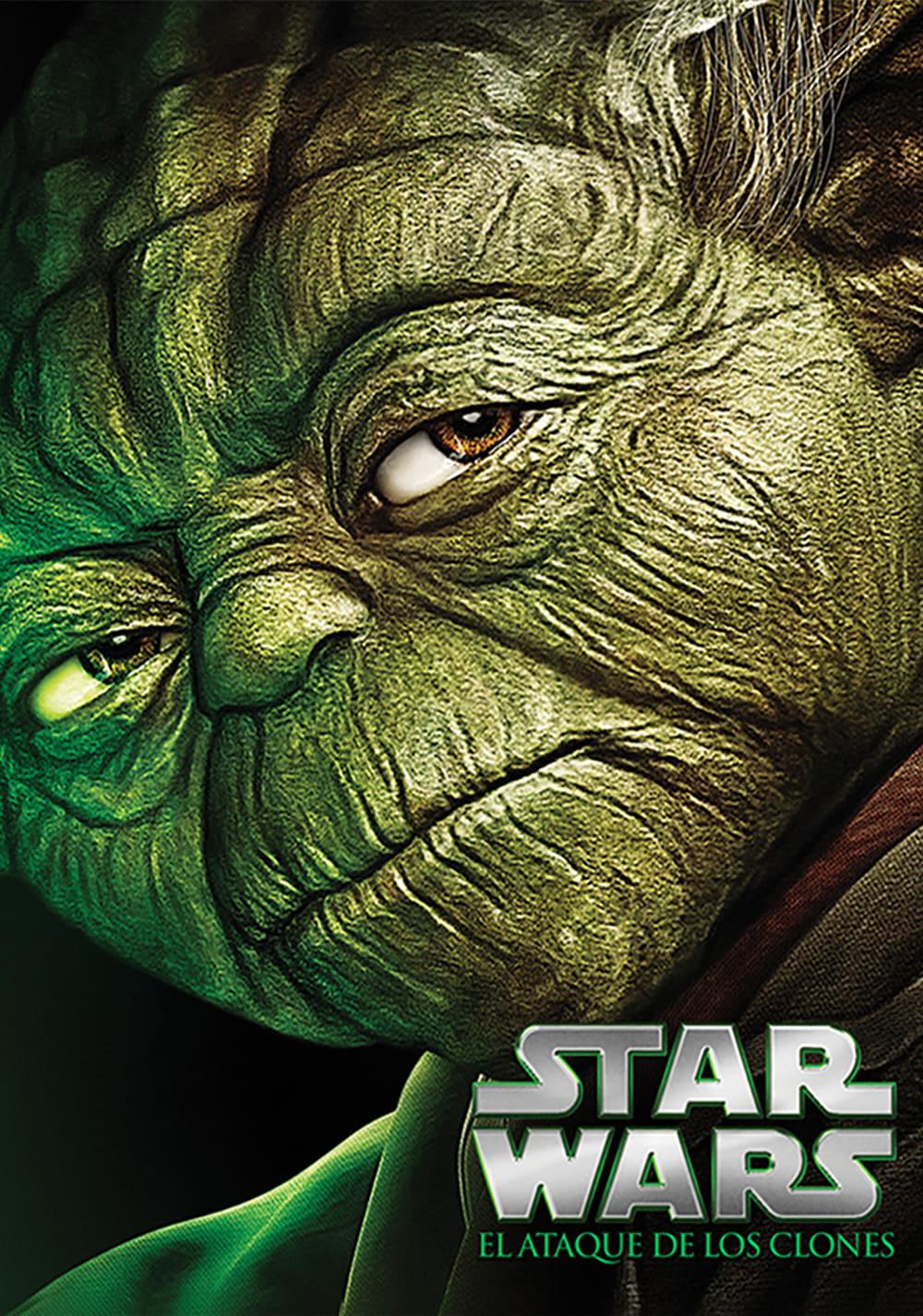 Pelicula La Guerra de las Galaxias. Episodio 2: El Ataque de los Clones (2002) HD 1080P LATINO/INGLES Online imagen