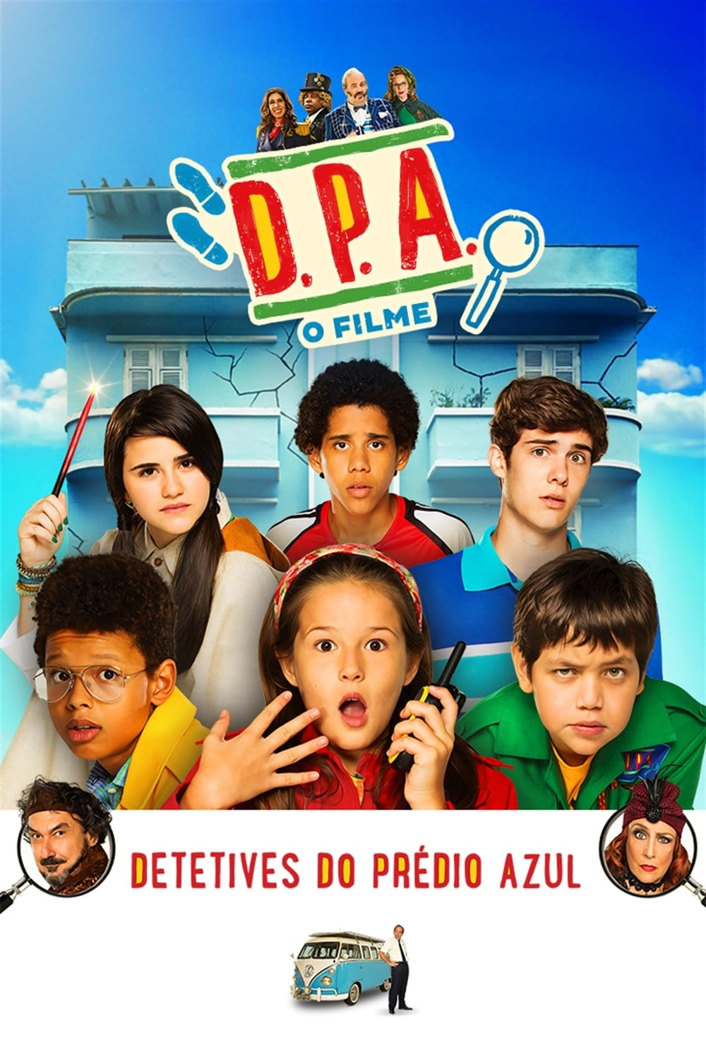 D.P.A. Detetives do Prédio Azul – O Filme Nacional