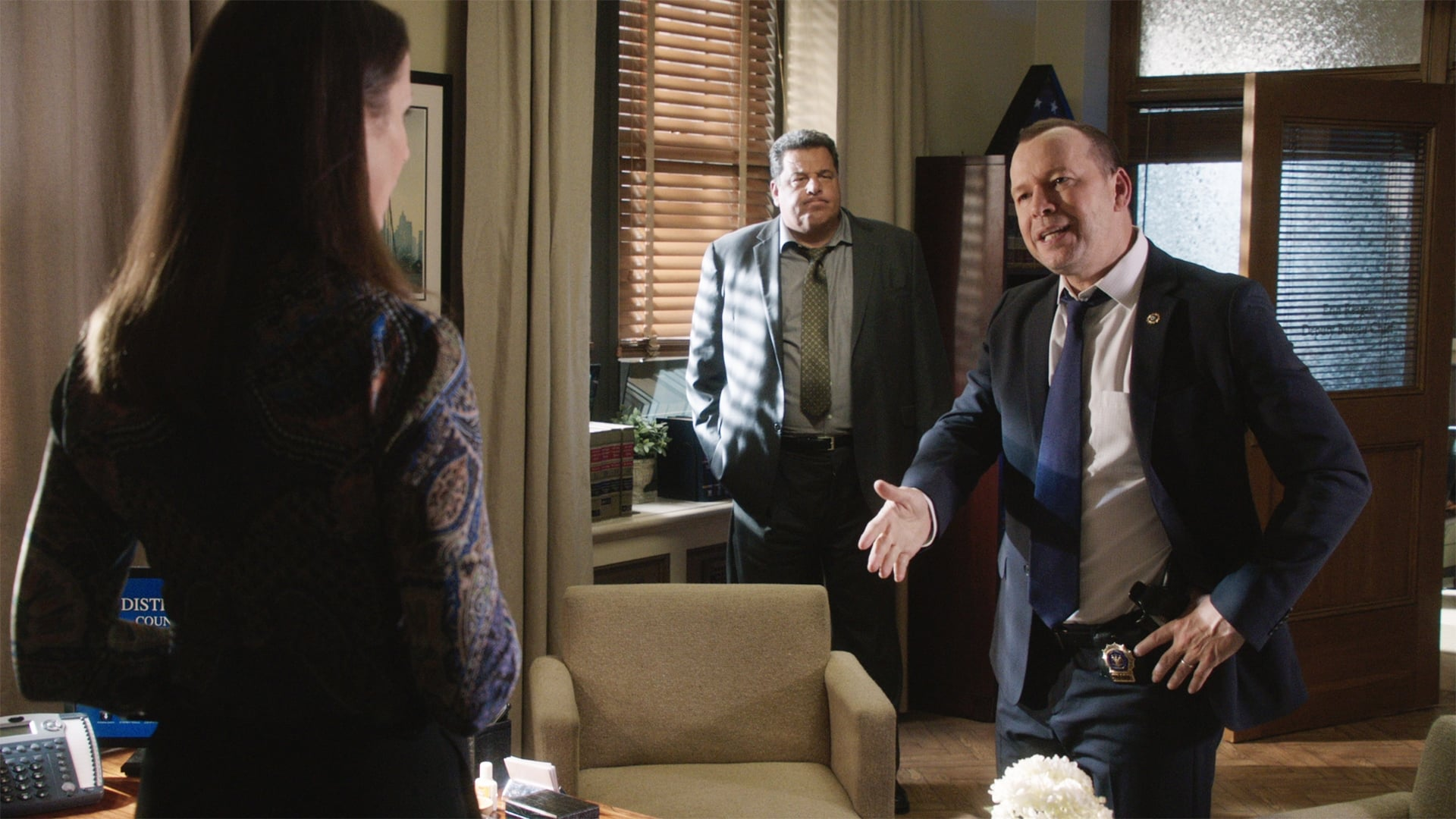 Blue Bloods Season 7 :Episode 7  Guilt By Association