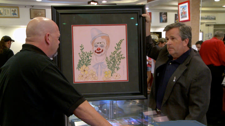 Pawn Stars Season 10 :Episode 41  Clowning Around