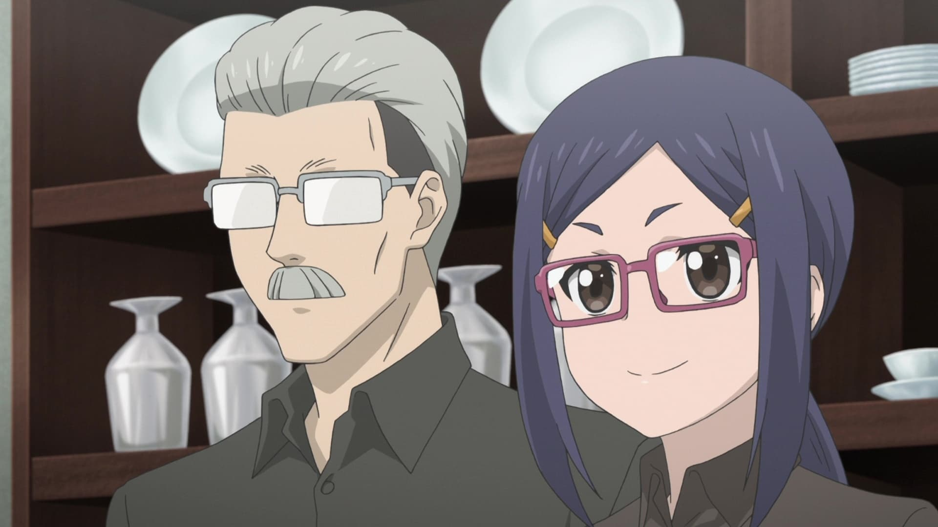 Uzaki-chan Wants to Hang Out! Season 1 :Episode 3  The Asai Family Wants to Look Out for Us!
