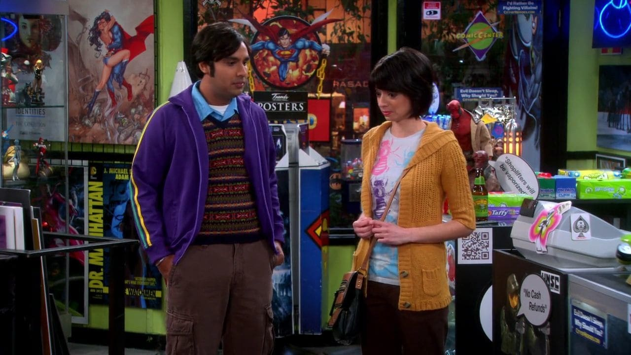 The Big Bang Theory Season 5 :Episode 16  The Vacation Solution