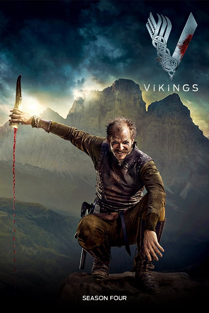 Watch Vikings (2016) Hindi Dubbed Season 4 COMPLETE