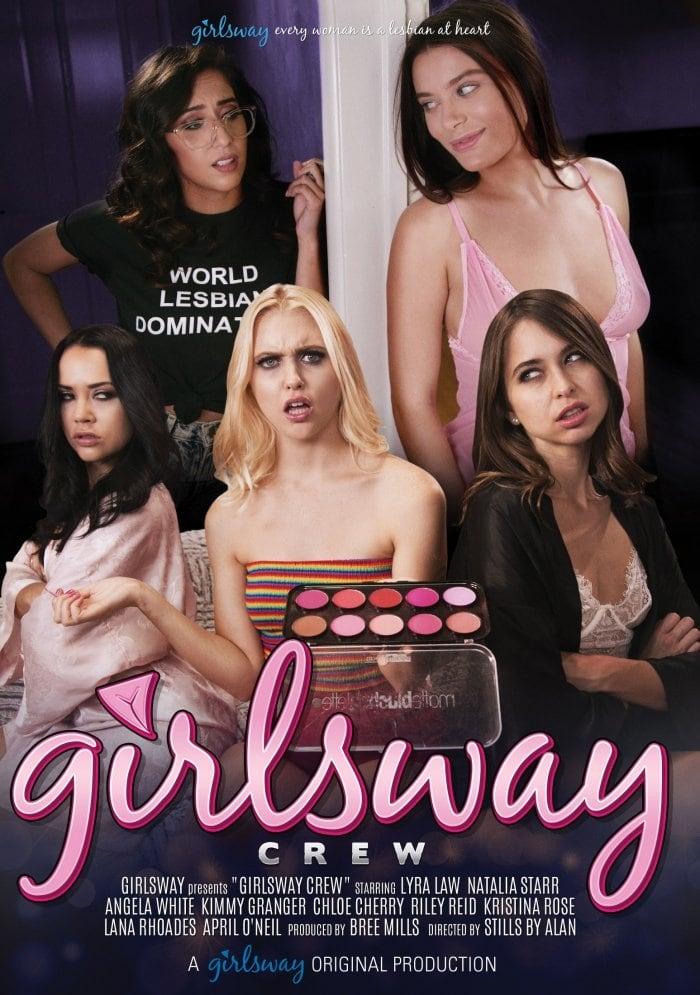 Ver Girlsway Crew Online HD Español ()