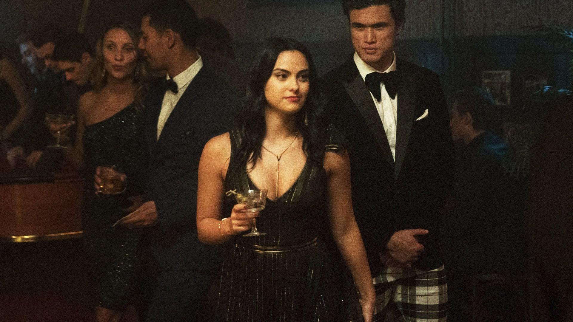 Riverdale Season 3 :Episode 7  Kapitel zweiundvierzig: Der Mann in Schwarz
