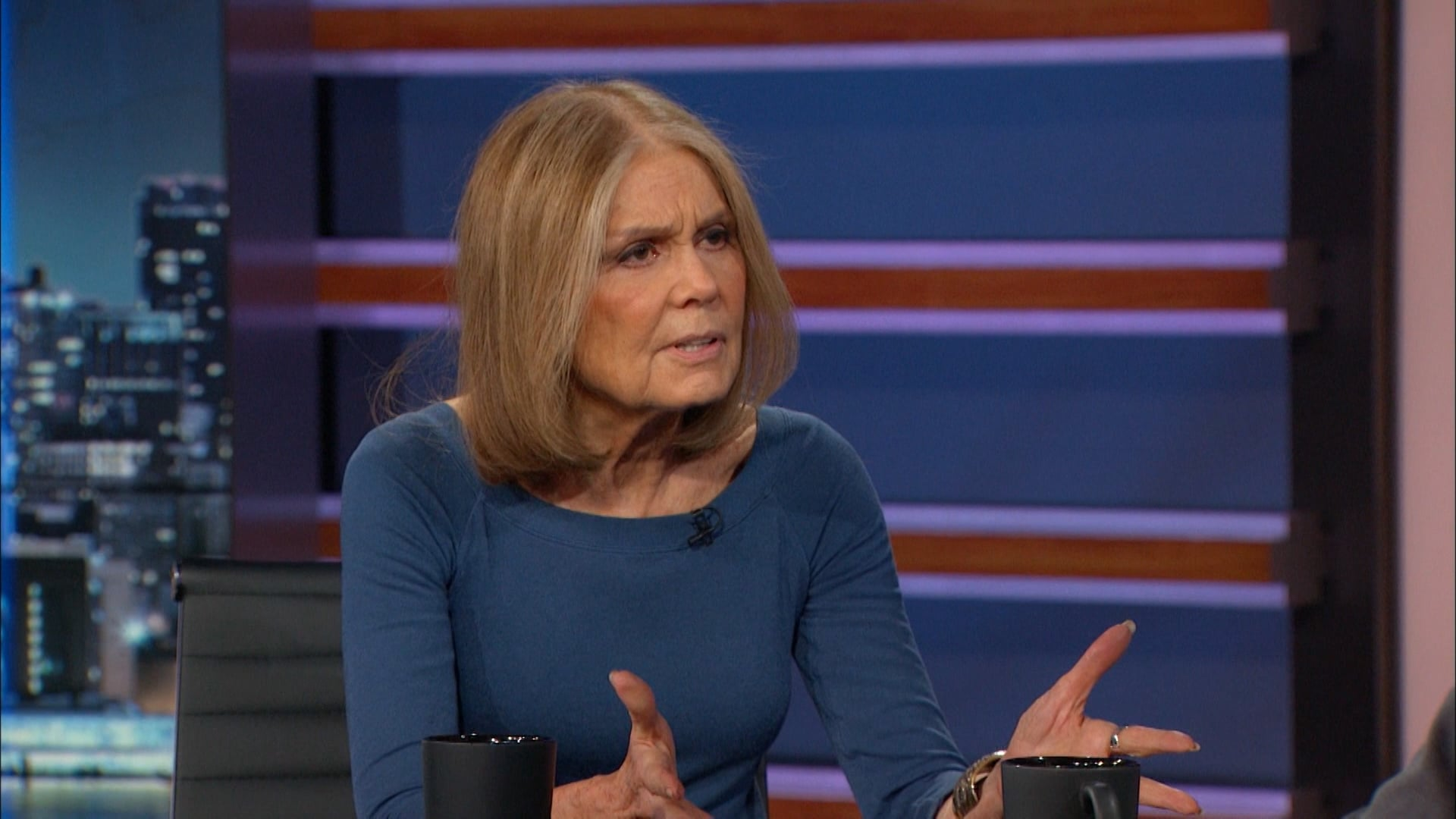 The Daily Show with Trevor Noah Season 21 :Episode 18  Gloria Steinem