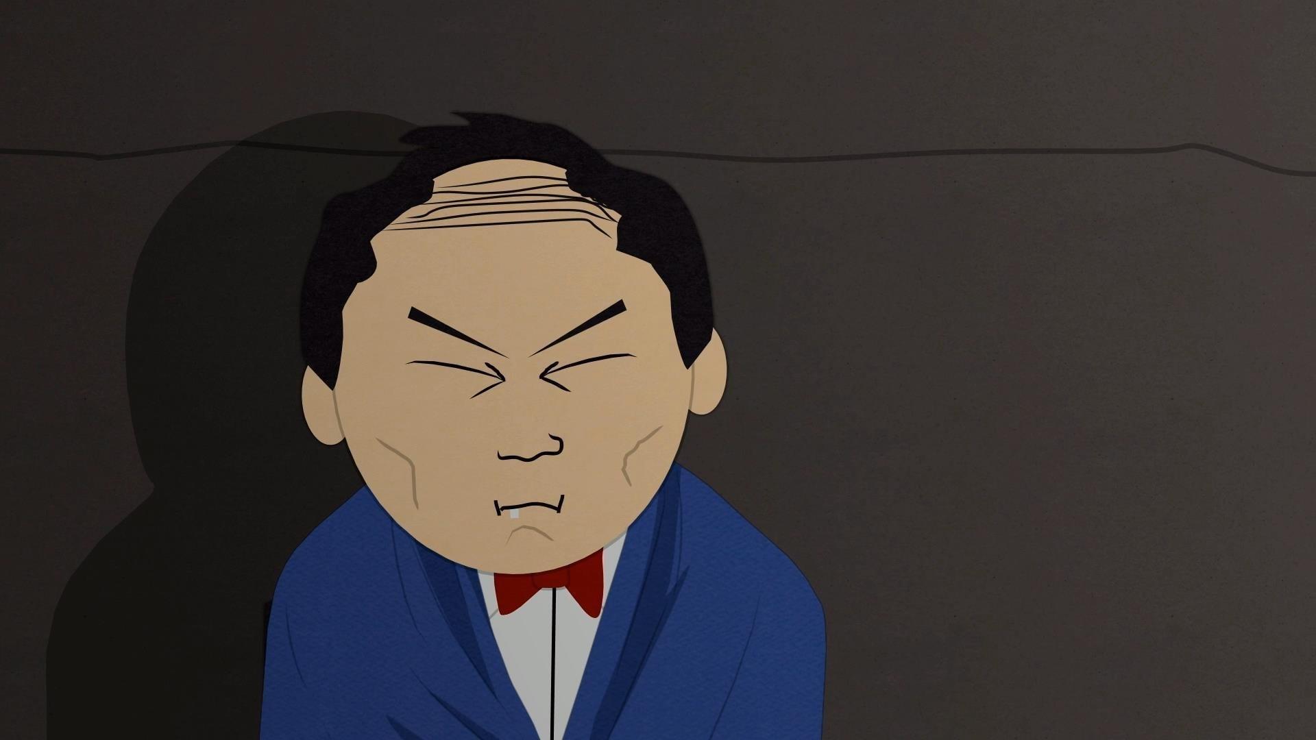 South Park Season 15 :Episode 6  City Sushi
