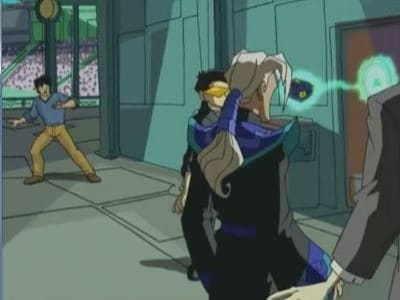 Jackie Chan Adventures Season 2 :Episode 19  Tale of the Demon Tail