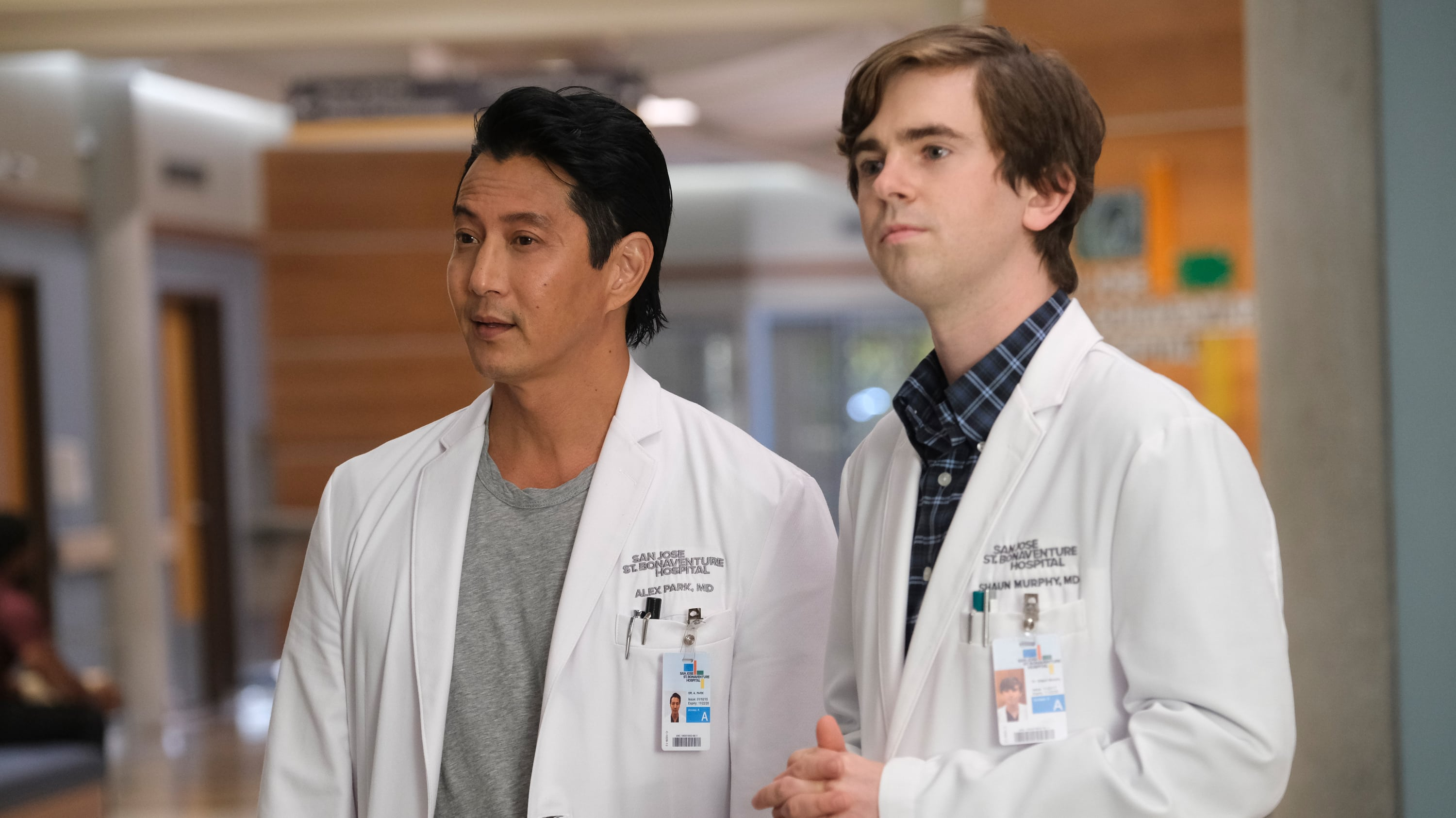 The Good Doctor Season 4 :Episode 3  Newbies