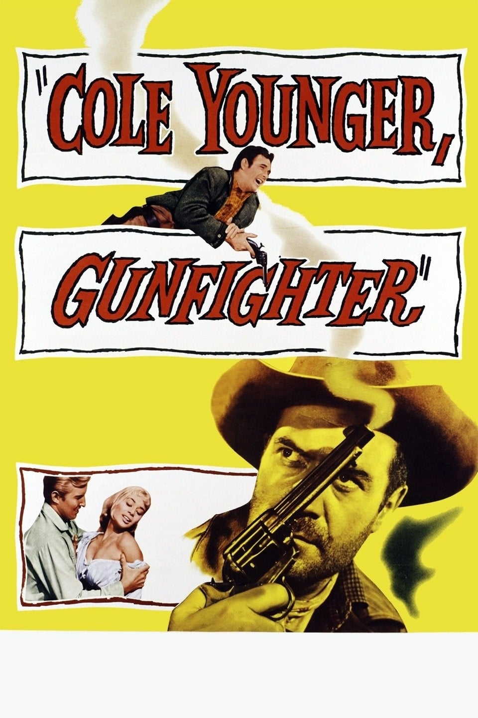 Cole Younger, Gunfighter (1958)