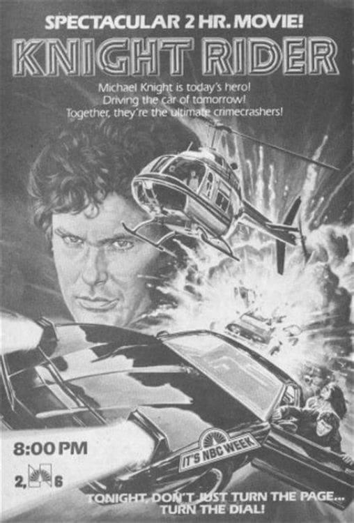 Knight Rider: Knight of the Phoenix (1982)
