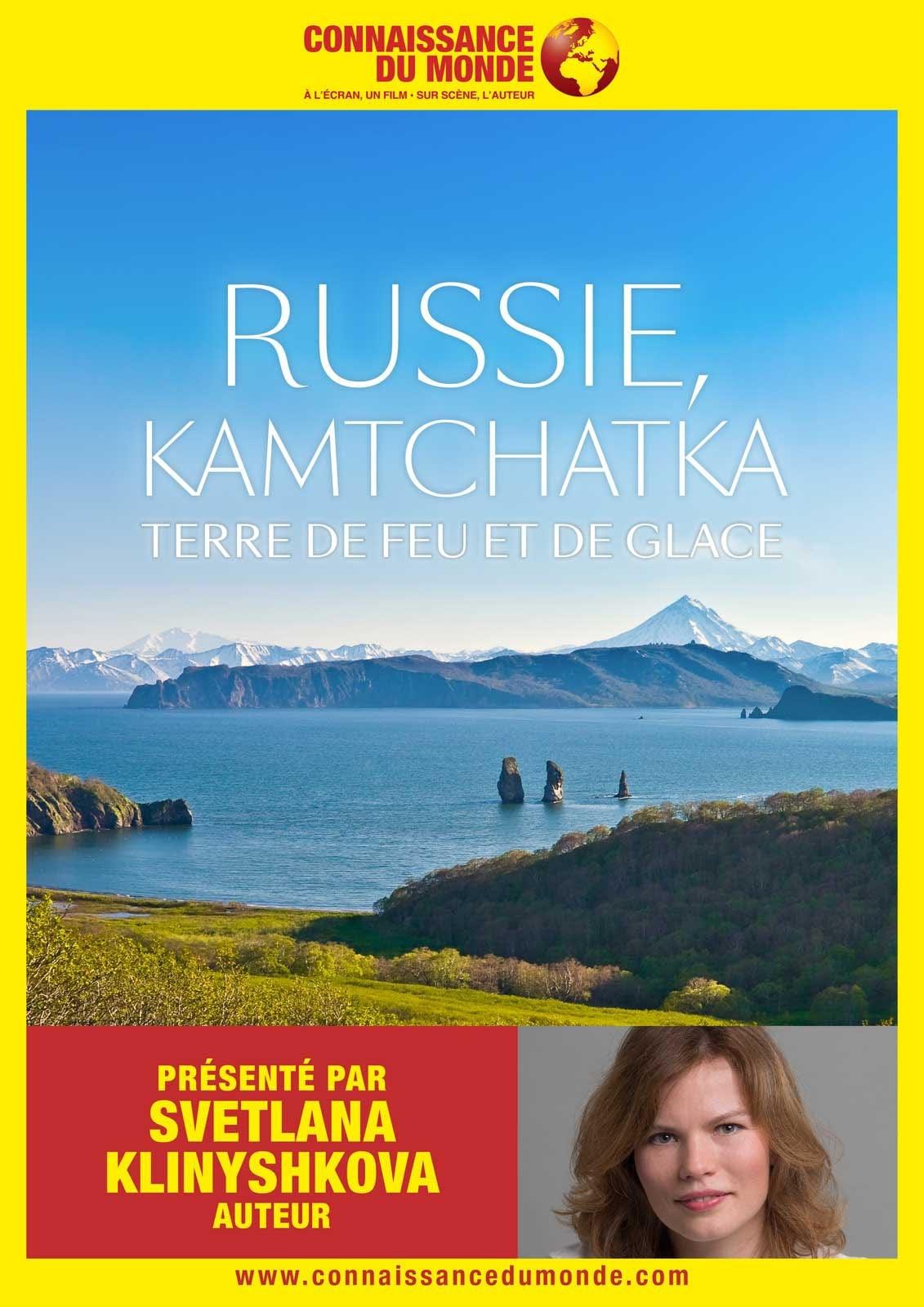 RUSSIE, KAMTCHATKA, Terre de feu et de glace (2018)