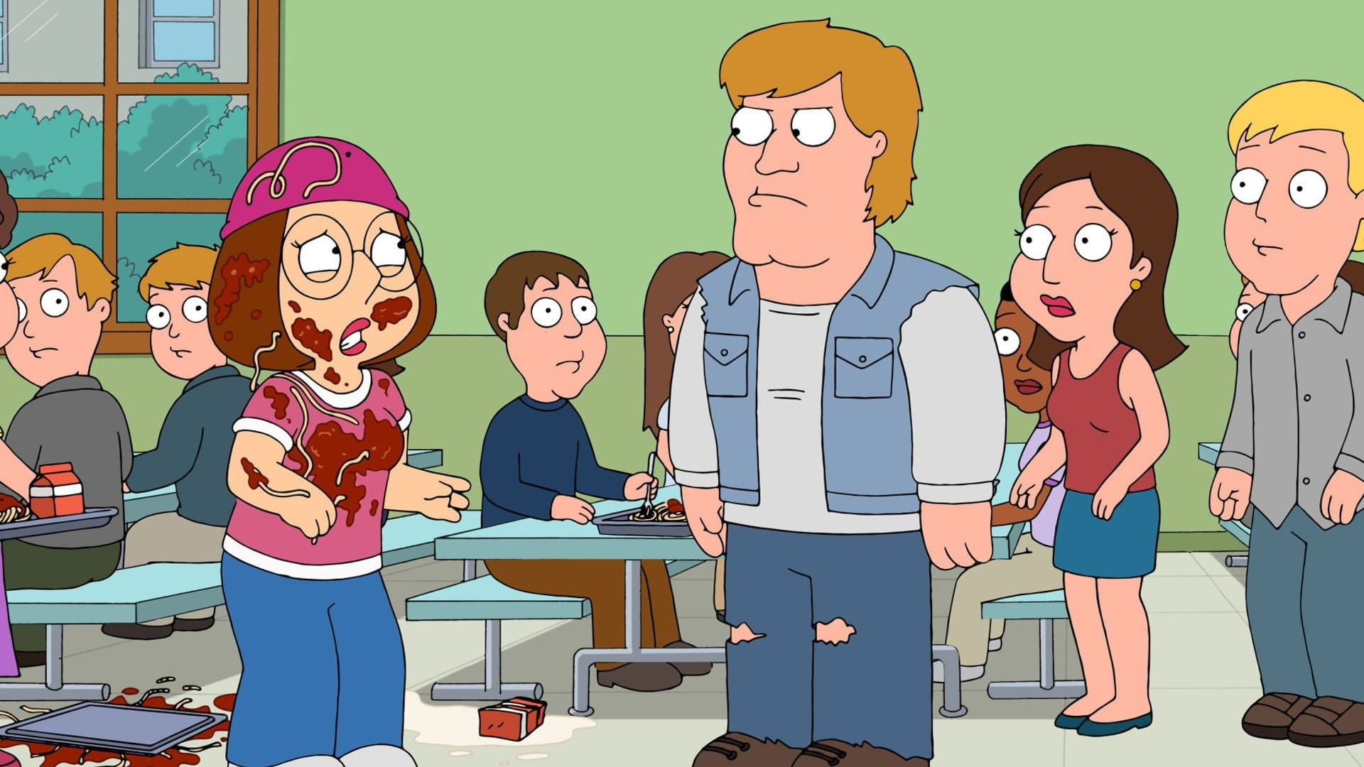 Family Guy Season 12 :Episode 4  A Fistful of Meg