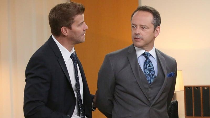 Bones Season 10 :Episode 7  The Money Maker on the Merry-Go-Round