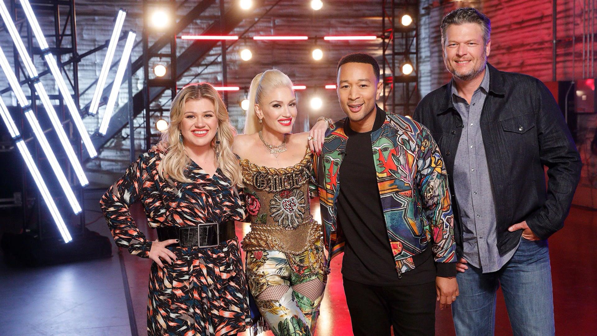 The Voice - Season 17 Episode 1 : The Blind Auditions Season Premiere