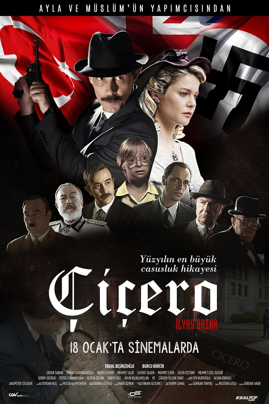 watch Çiçero 2019 Stream online free