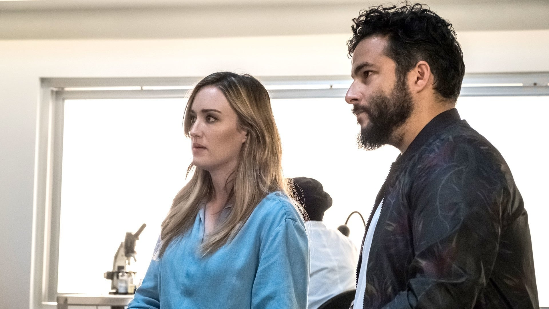 Blindspot Season 3 :Episode 3  Upside Down Craft