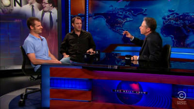 The Daily Show with Trevor Noah Season 16 :Episode 78  Trey Parker & Matt Stone