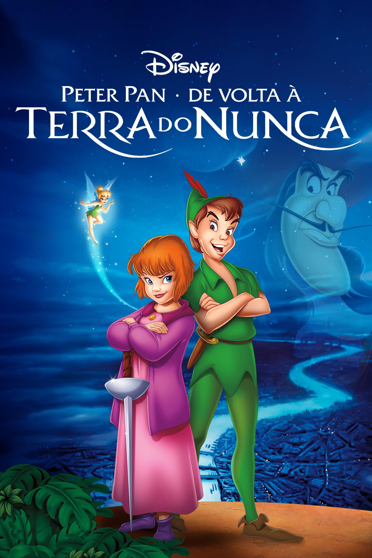 Peter Pan 2 – De Volta à Terra do Nunca Dublado