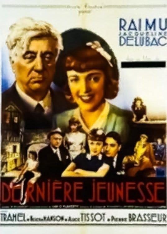 Ver Ultima giovinezza Online HD Español (1939)