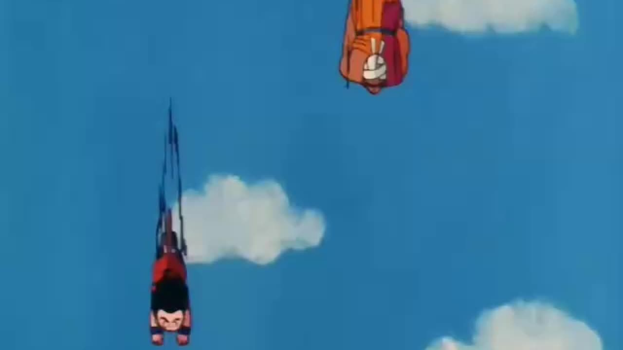 Dragon Ball Season 2 :Episode 12  Danger From Above