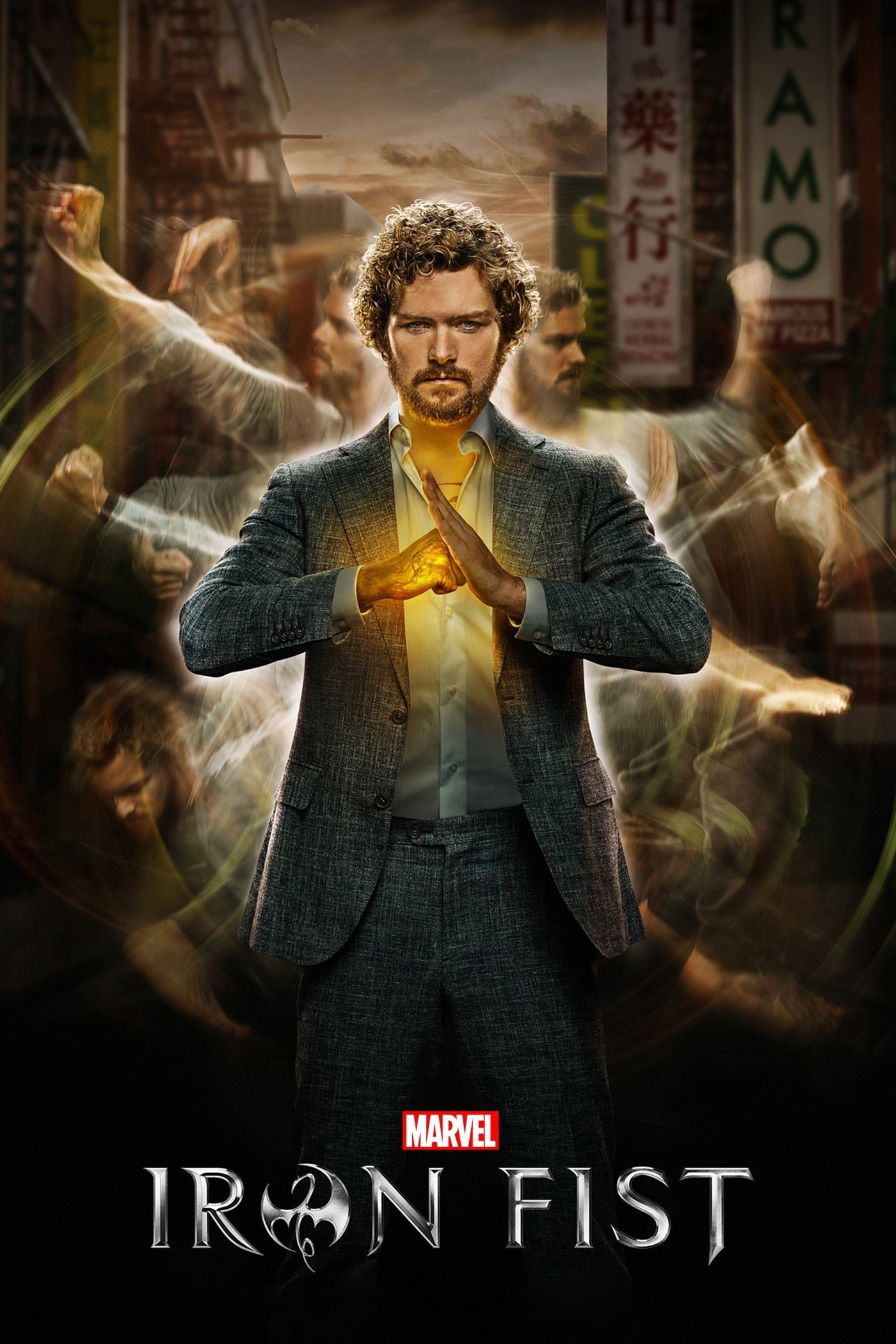 Marvel's Iron Fist TV Shows About Super Power