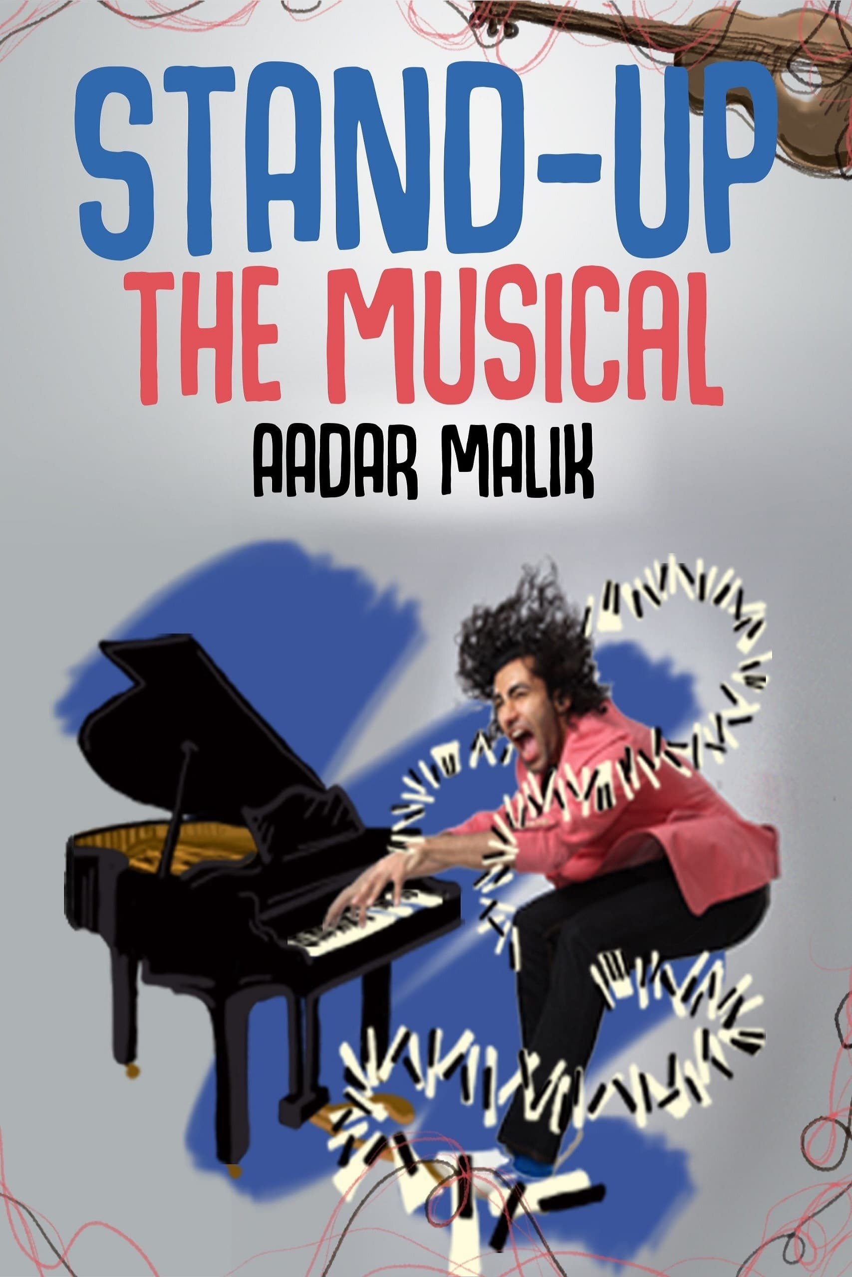 Ver Stand Up the Musical by Aadar Malik Online HD Español ()