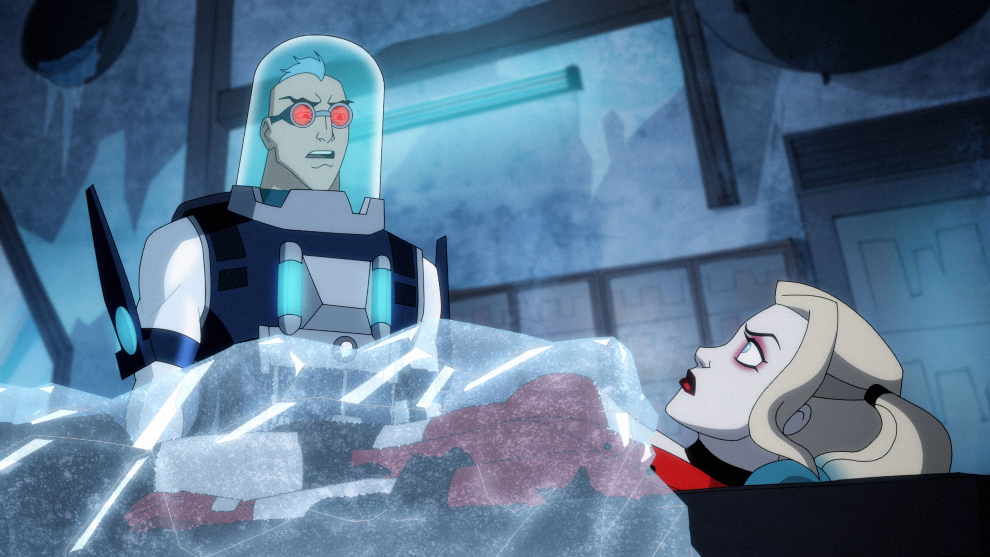 Harley Quinn Season 2 :Episode 4  Thawing Hearts