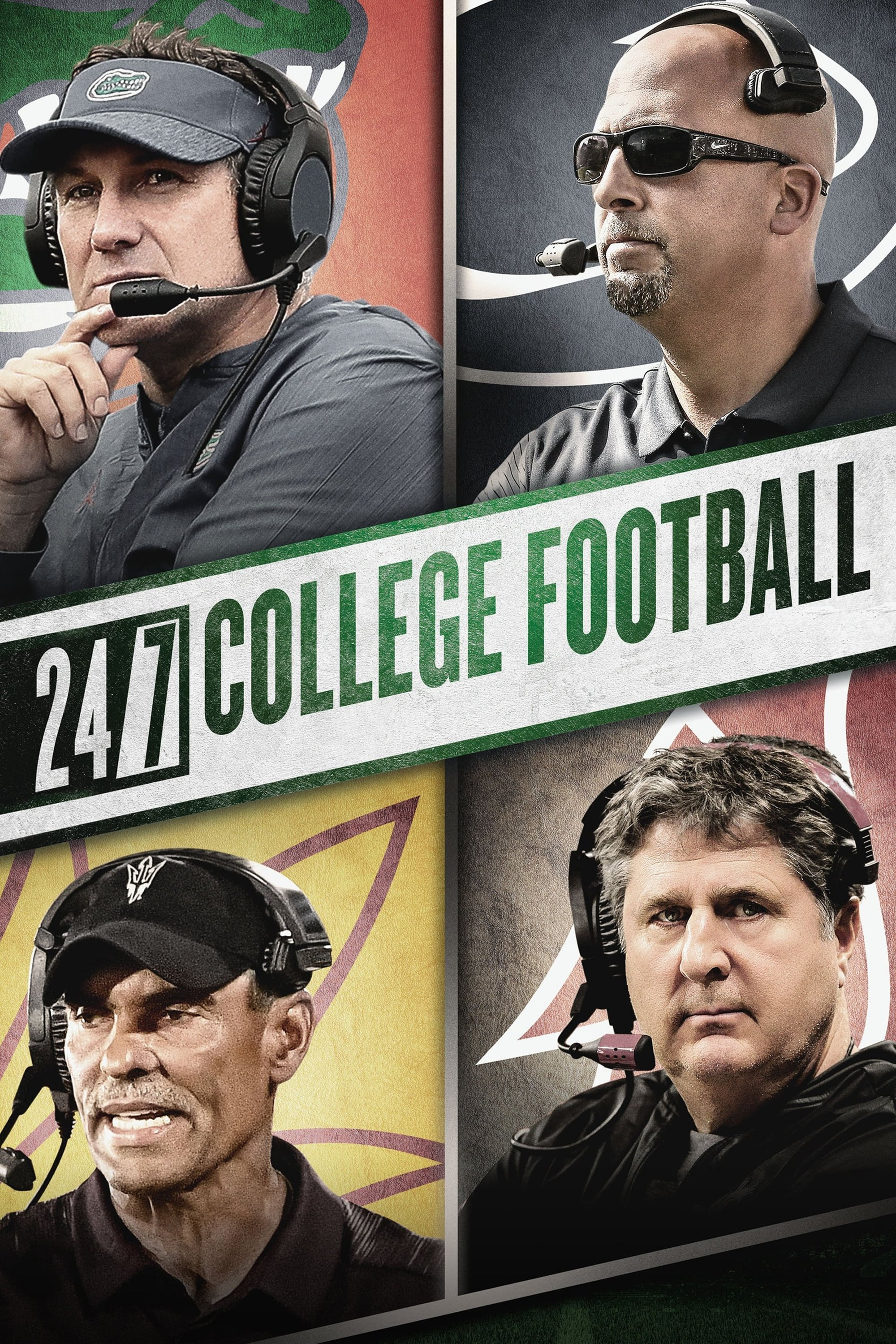 24/7 College Football TV Shows About American Football