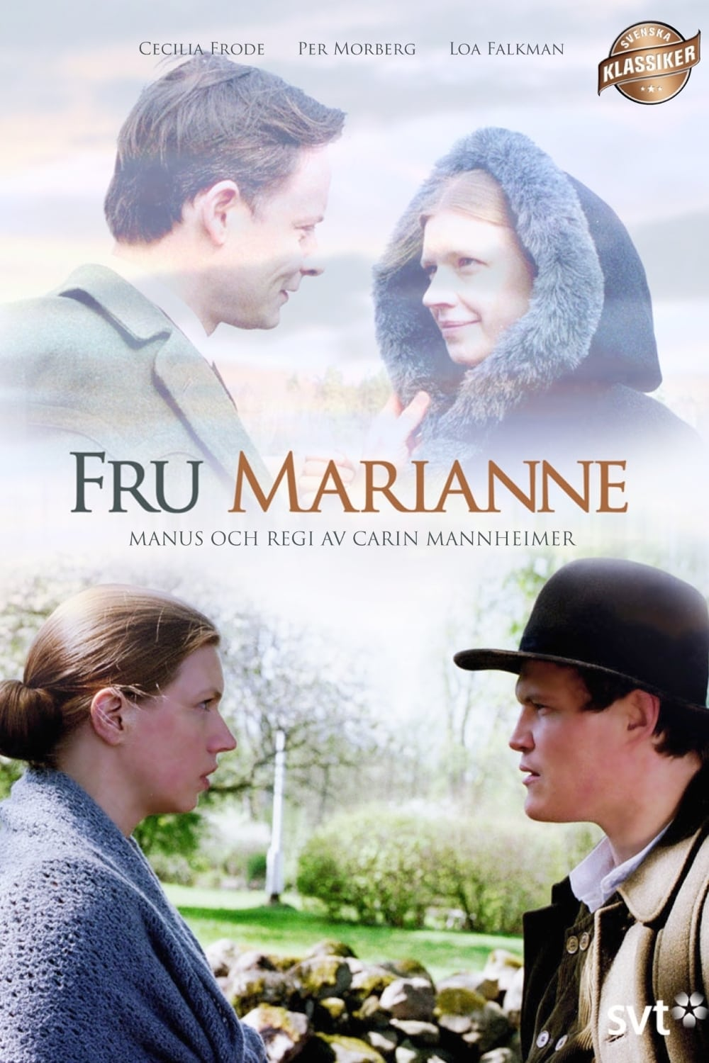 Fru Marianne TV Shows About Countryside