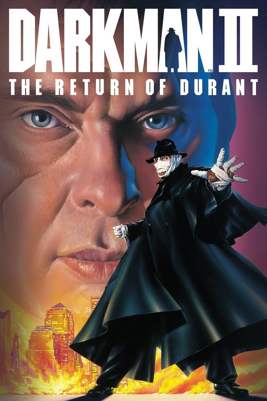 Darkman 2: O Retorno de Durant Dublado
